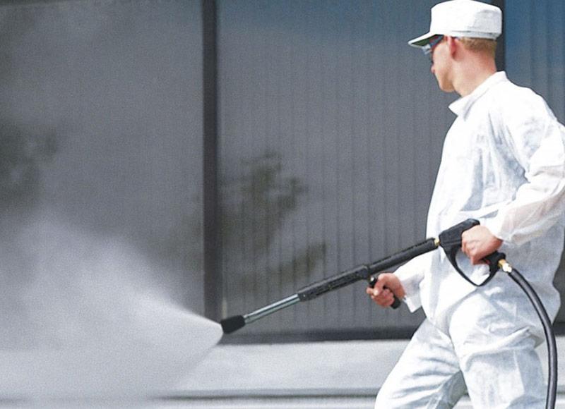 Limpieza a vapor, una alternativa ecológica y eficaz